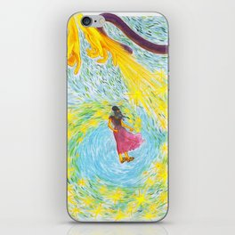 Rue des Chats page 4 iPhone Skin