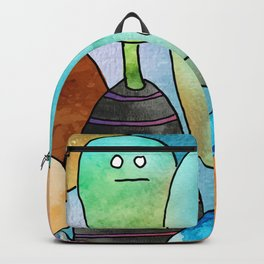 The Quiet Gathering Backpack