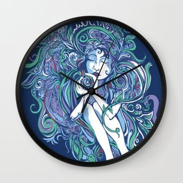 Kernel of Truth Wall Clock