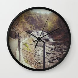 Ithaca Wall Clock