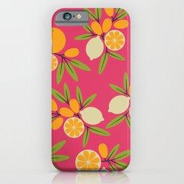 I love Citrics iPhone Case