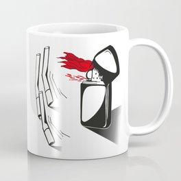 Lighter monster Coffee Mug