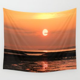 Feelings on the sea, Wall Tapestry