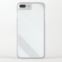 Morning Sun Clear iPhone Case