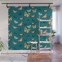 Butterfly Swarm by gabriellemcclure