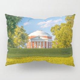 Virginia Charlottesville Lawn Print Pillow Sham