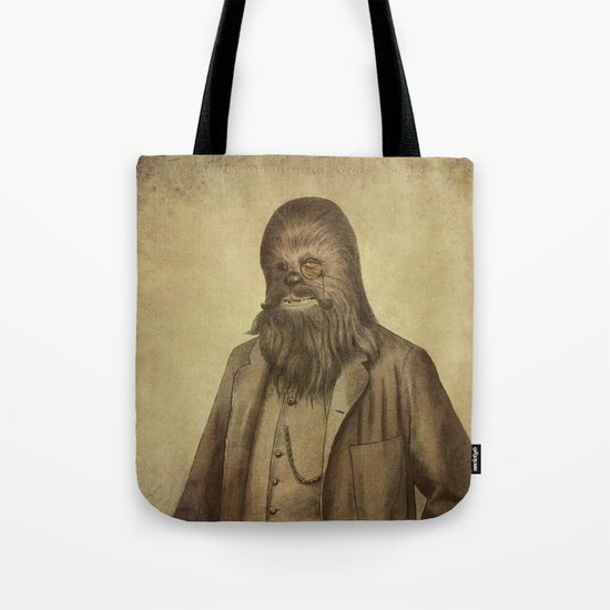 Chancellor Chewman  Tote Bag