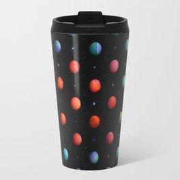 Polka in Space (1) Travel Mug