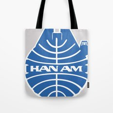 Han-Am Tote Bag