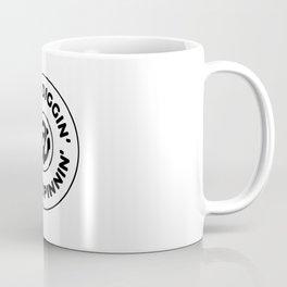 Stay Diggin' Keep Spinnin' DJ Crate Digger Coffee Mug