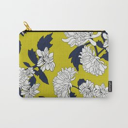 Yellow paeony Carry-All Pouch
