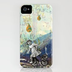 the early girl gets the bird Slim Case iPhone (4, 4s)