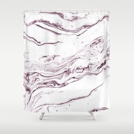 Modern Exile Shower Curtain