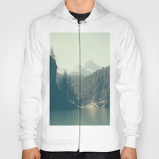 The departure - Diablo Lake Hoody