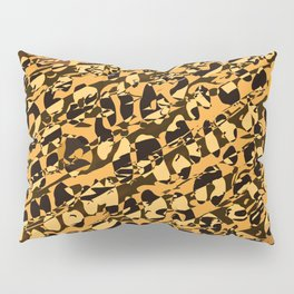 Wild Animal Print ABS Pillow Sham