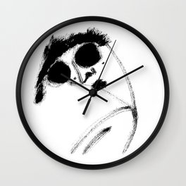Confidence all over Wall Clock