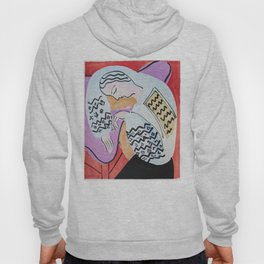 Henri Matisse - The Dream - 1940 Artwork Hoody