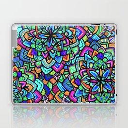 Foral Laptop & iPad Skin
