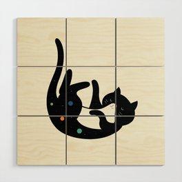 Falling Wood Wall Art