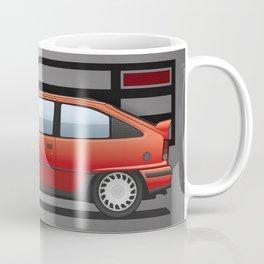 Opel Kadett GSI / Vauxhall Astra / Chevrolet Kadett Coffee Mug