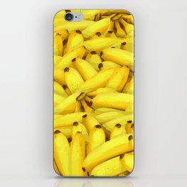 Go Bananas iPhone Skin