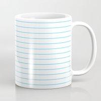 school Mugs featuring school by austeja saffron