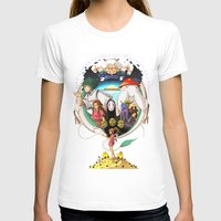 spirited away T-shirts featuring Spirited away by Willow