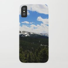 Berthoud Pass iPhone X Slim Case