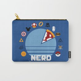 Nerd life Carry-All Pouch
