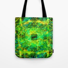 Star Squirt Opening II Tote Bag