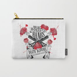 Illuminae - Death Blooms Carry-All Pouch