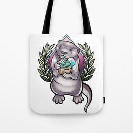 Otterrific Tote Bag