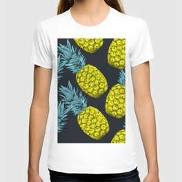 Pineapples Colors T-shirt