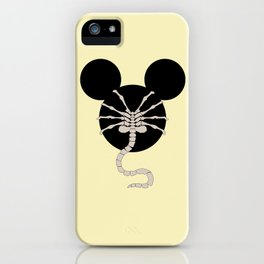 > facehugger iPhone Case
