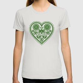 Folk Heart T-shirt