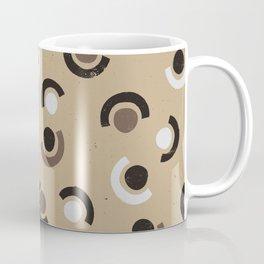 Silent nature // pattern - 2 Coffee Mug