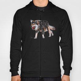 wolf 3  Hoody