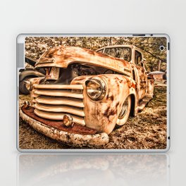 Old pickup ( Photo by Antal Ullmann ) Laptop & iPad Skin