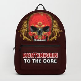 To The Core Collection: Montenegro Backpack