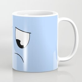 Sad Coffee Mug