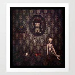 dollparts Art Print