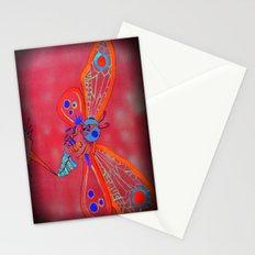 Bad Ash Mothra Funker for Wobblesauce Stationery Cards