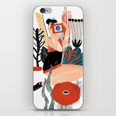 CAMERA GIRL iPhone & iPod Skin
