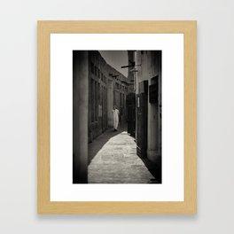 Shiek the Souk Framed Art Print