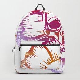 Shaka Skull Backpack