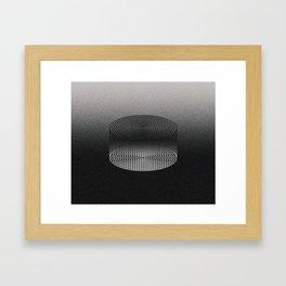 Grey Matter Framed Art Print