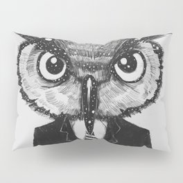 In Search of Wisdom (A Portrait of Perseverance) Pillow Sham