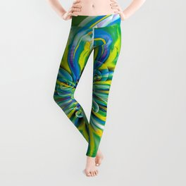 Mandalas of Healing and Awakening 6 Leggings