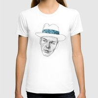 frank sinatra T-shirts featuring Sinatra by Jason Ratliff