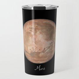 Mars #2 Travel Mug
